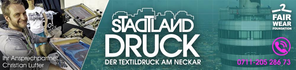Logo Stadt Land Druck