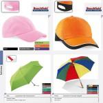 Stöbern Sie in dem Textil-Katalog für Caps und Schirme