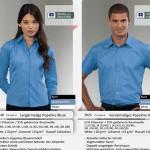 Textil-Katalog für Hemden & Blusen - Ihr Professionieller Textildruck aus Stuttgart!