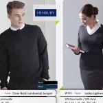 Textil-Katalog für Damen Pullover - Ihr Professionieller Textildruck aus Stuttgart!