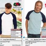 Textil-Katalog für modische T-Shirts & Blusen - Ihr Professionieller Textildruck aus Stuttgart!