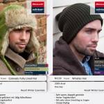 Textil-Katalog für Winter-Accessoires - Ihr Professionieller Textildruck aus Stuttgart!